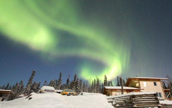 Making A Holiday Of The Aurora Borealis